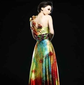 Jovani Colorful Gown Maxi Dress s 2